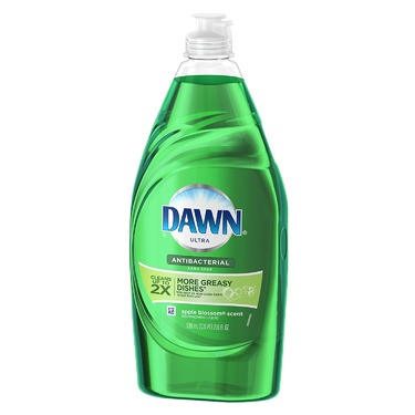 Dawn Ultra Antibacterial Hand Soap and Dish Liquid