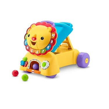 Fisher Price 3-in-1 Sit, Stride & Ride Lion