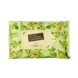 The Face Shop Herb Day Cleansing Tissue
