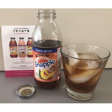 Snapple Pomegranate Raspberry Juice Drink