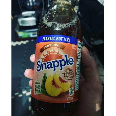 Snapple Peach Tea