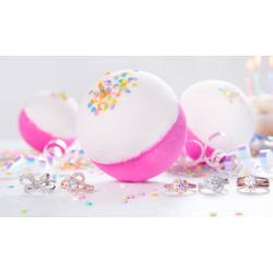 Charmed Aroma Birthday Cake Bath Bomb