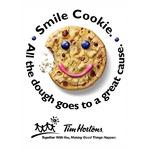 Tim Horton's Smile Cookie