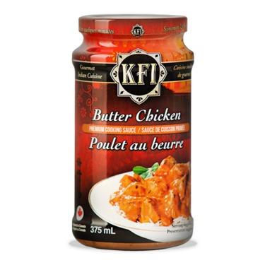 KFI Butter Chicken Sauce