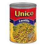 Unico Lentils