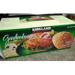 Kirkland Frozen garden burger