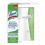 Lysol Foam Magic Antibacterial No Touch Hand Wash System