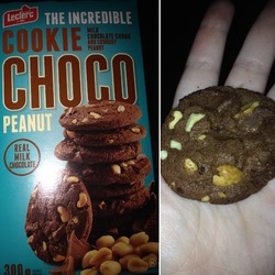 Leclerc The Incredible Cookie Choco in Peanut