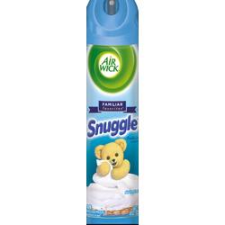 Snuggle air freshner spray linen scent