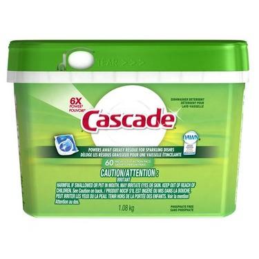 Cascade Action Pacs Dishwasher Detergent