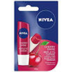 Nivea cherry lip balm