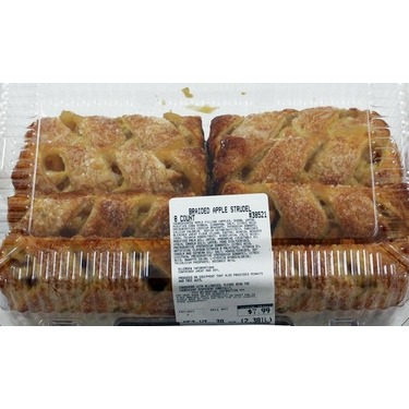Costco Braided Apple Strudel reviews in Baked Goods ...