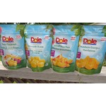 Dole Resealable Fruit Pouches