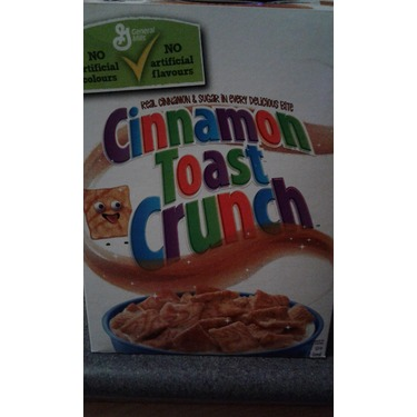 Cinnamon Toast Crunch Breakfast Cereal