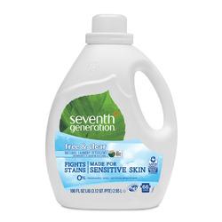 Seventh Generation Liquid Laundry Detergent - Free & Clear