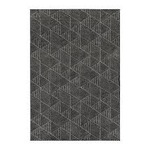 Stenlille rug low pile