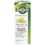 Rub A535 Natural Source Arnica Gel-Cream Maximum Strength