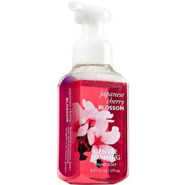 Bath and Body Works Japanese Cherry Blossom Hand Soap