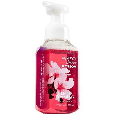 Bath & Body Works Japanese Cherry Blossom Gentle Foaming Hand Soap