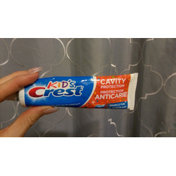 Crest Kids Cavity Protection Toothpaste