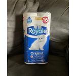 ROYALE Original 2-Ply Bathroom Tissue