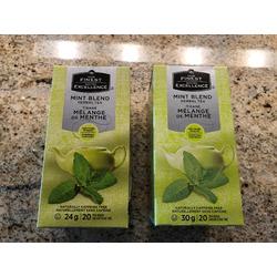 Our Finest Mint Blend Herbal Tea
