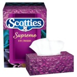 Scotties Premium 3 Ply Facial Tissue