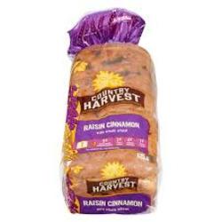 Country Harvest Raisin Cinnamon Bread