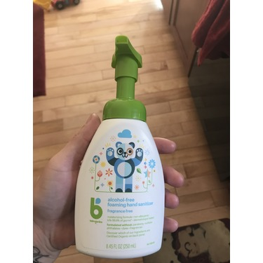 Babyganics Alcohol Free Foaming Hand Sanitizer