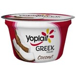 Yoplait® Greek Yogurt Coconut