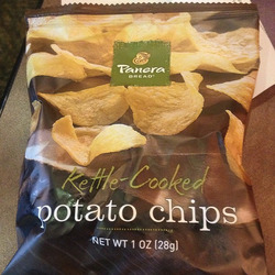Panera Bread Kettle-Cooked Potato Chips