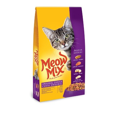 Meow Mix Original Choice Cat Food
