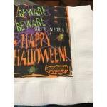 Goosebumps Happy Halloween Napkins