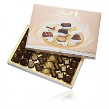 Lindt - CREATION Dessert chocolates