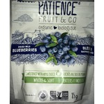 Patience Fruit & Co. organic whole & juicy dried blueberries