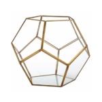 Canvas pentagon cube