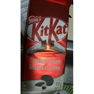 Nestle KitKat Cookies & Cream