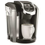 Keurig - K425 Single-Serve K-Cup Pod Coffee Maker - Black
