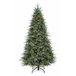 Canvas 7 foot Glacier Blue Spruce Christmas Tree