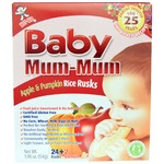 Baby Mum- Mum Apple And pumpkin Rie rusks