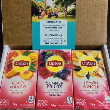 Lipton Summer Fruits Herbal Tea