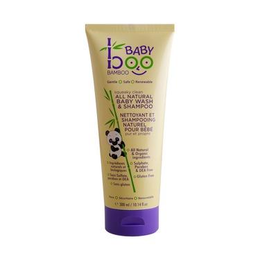 Baby Boo Bamboo All Natural Baby Wash & Shampoo