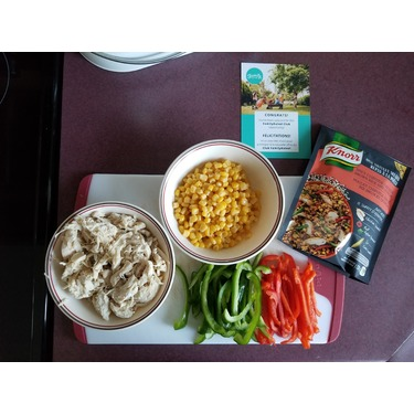 Knorr One Skillet Meals in Spicy Chipotle Chicken Brown Rice and Quinoa