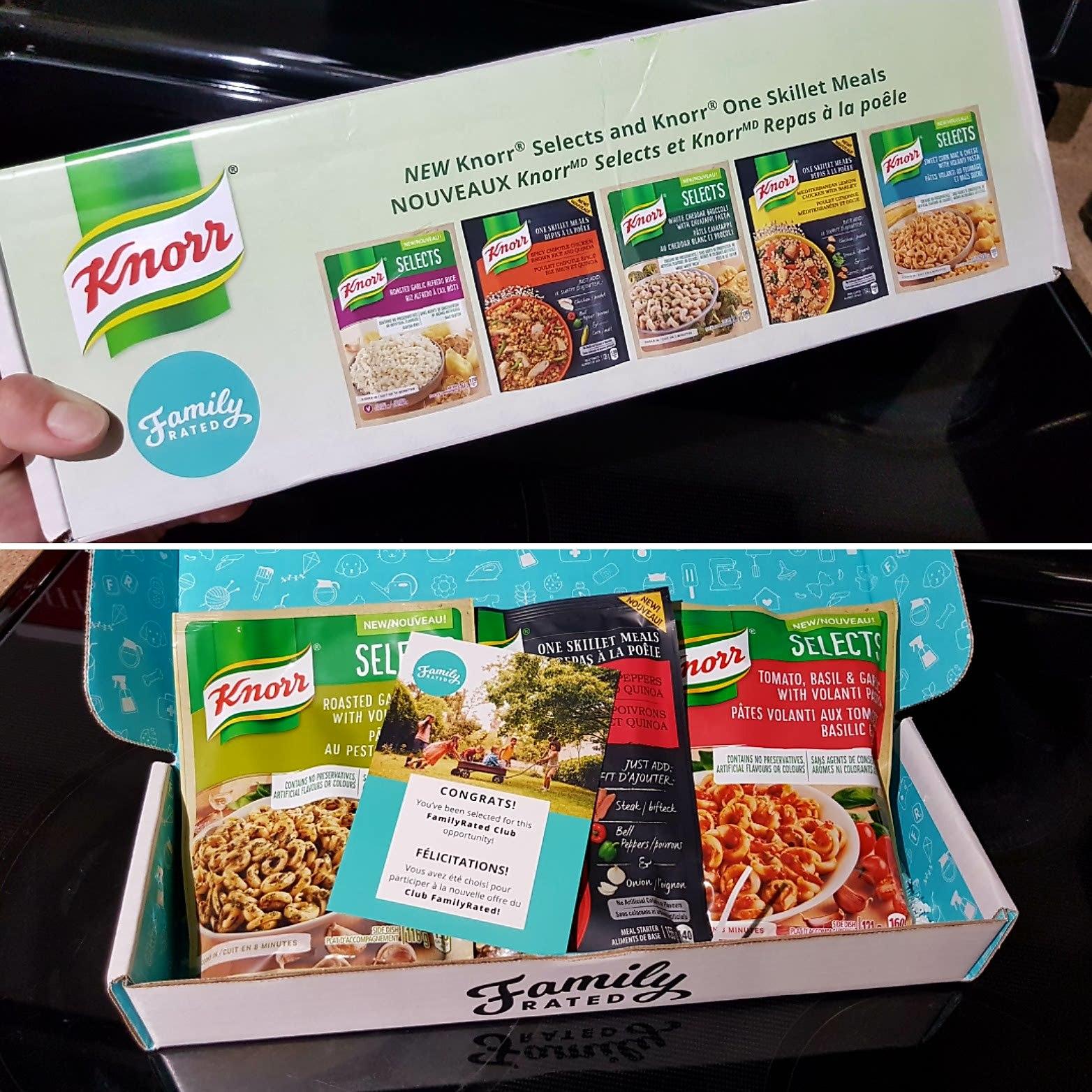 Knorr Selects Tomato Basil Amp Garlic With Volanti Pasta