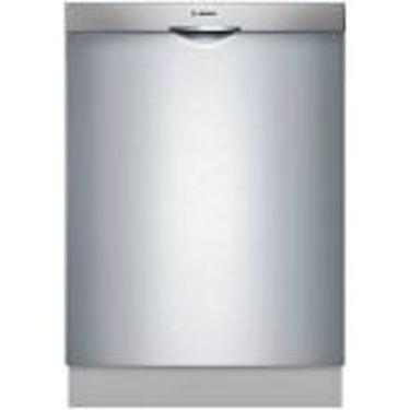 Bosch stainless steel dishwasher