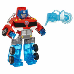 Playskool Heroes Transformers Rescue Bots Energize Optimus Prime Figure by Transformers