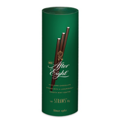 After Eight Straws