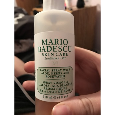 Mario Badescu Facial Rosewater Reviews In Misc Familyrated