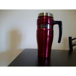 Thermos travel mug
