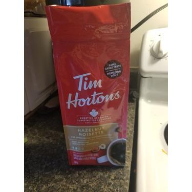 tim hortons bag coffee